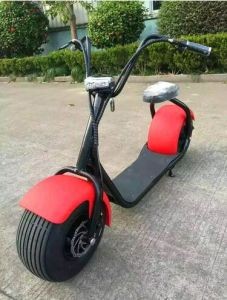 City Modern 2 Wheel Self Balancing Mobility Electric Chariot Covered Electric Scooter pictures & photos