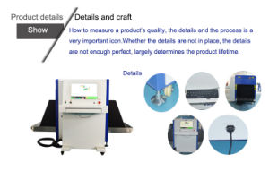 High Quality Airport Cargo Security X-ray Scanner, Baggage Airport Conveyor, X-ray Baggage Scanner pictures & photos