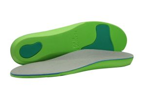 Grace Ortho Shoes Orthopedic Insole with Poron pictures & photos
