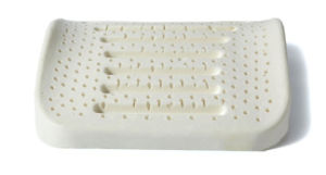 Hot Selling Latex Lumbar Cushion Pillow Back Support Pillow pictures & photos