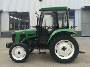 Suyuan Sy-654-1 4WD Agricultural Farm Wheeled Tractor pictures & photos