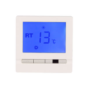 Programmable Digital Room Temperature Controller for Water/Floor Heating 8I pictures & photos