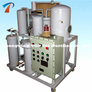 Superior Quality Series Tya Lubricating Oil Hydraulic Oil Purification Machine pictures & photos