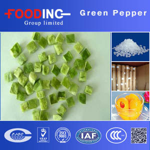 High Quality Dried Processed Dehydrated Green Pepper Particles Granules Bell Manufacturer pictures & photos