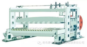 Hot Sale Good Quality Veneer Slicing Machinery in Model BB1135b pictures & photos