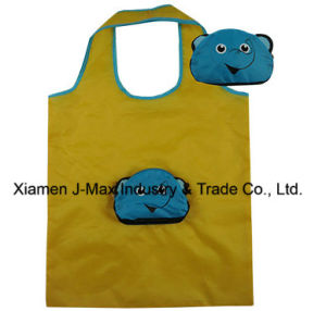 Foldable Shopper Bag, Animal Elephant Style, Reusable, Lightweight, Promotion, Accessories & Decoration, Handy, Gifts & Grocery Bags pictures & photos