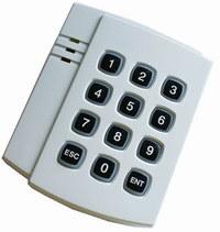 Em ID 125kHz Offline Standalone Access Control Door Access Controller pictures & photos