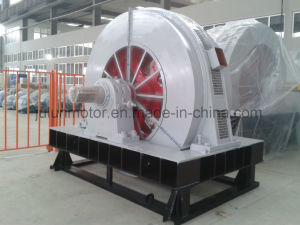 T, Tdmk Large Size Synchronous Low Speed High Voltage Ball Mill AC Electric Induction Three Phase Motor Tdmk500-32/2150-500kw pictures & photos