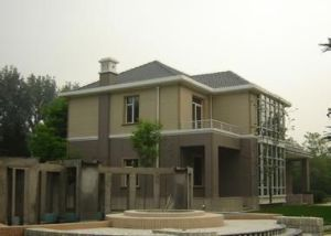 Rural Construction Prefabricated Steel Structure Installation House pictures & photos