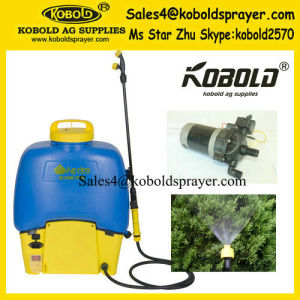 Agriculture Battery HDPE Kobold Electric Backpack Sprayer pictures & photos
