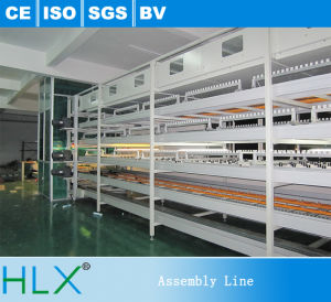 LED Bulb Aging Assembly Line with Oversea Engineering Services pictures & photos