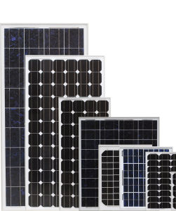 120W Monocrystalline Silicon Sunpower Solar Panel Suit for Solar Street Light pictures & photos
