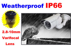 Varifocal IR 1080P IP66 I Camera RoHS pictures & photos