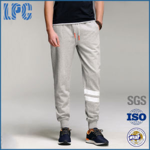 professional Custom Brand Cotton Fleece Sport Pants pictures & photos