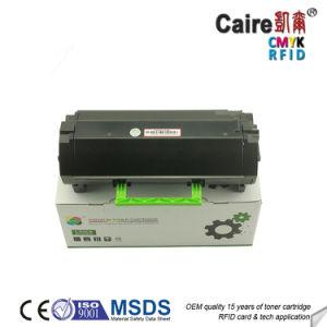 Ms310 Black Compatible Toner Cartridge Forlexmark Ms310/410/510/610 pictures & photos