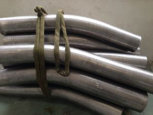 Stainless Steel Interlock Flexible Tubing pictures & photos