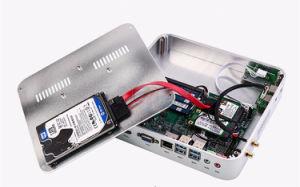 Graphics 520 Mini PC Computer I3 6100u with VGA HDMI pictures & photos
