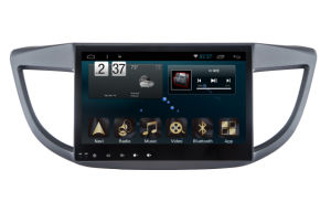 Android 6.0 System Navigation GPS for 2015 Honda CRV 10.1 Inch with Car DVD Player pictures & photos
