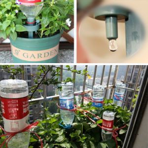 Ilot 100004c Automatic Plant Watering Device for Cola Bottle pictures & photos