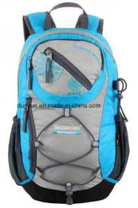 Wholesale 25L Nylon Mountaineering Backpack Bag, Outdoor Travel Hiking Backpack Bag, Multi-Functional OEM Climbing Backpack pictures & photos