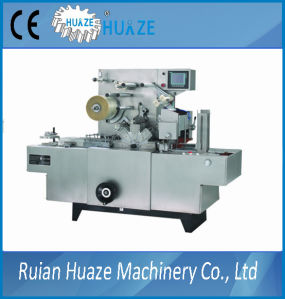 Cosmetic Cellophane Over Packaging Machine, Cigarette Packing Machine pictures & photos