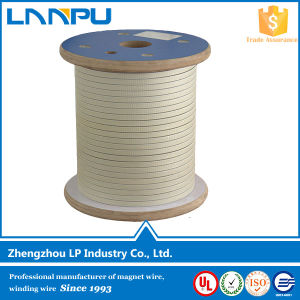 Heat Resistant Insulated Wire Fiberglass Aluminum Covered Wire