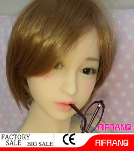 Best Selling 140cm Lifelike Sex Dolls Adult Sex Toys pictures & photos