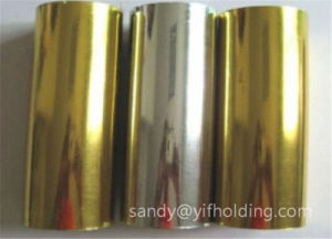 Colorful Metallized Pet Film for PE Coating pictures & photos