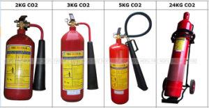 2kg CO2 Fire Extinguisher pictures & photos