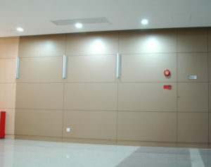 Fumeihua Exterior Wall Cladding System HPL Wall Panels pictures & photos