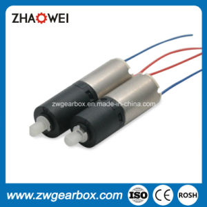 6mm 3V Low Rpm Planetary Small DC Gear Motor pictures & photos