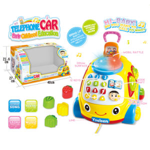 Educational Toy Baby Toy Telephone Car (H10883001) pictures & photos