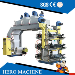 High Speed Flexo Printing Machine for Paper, Film, Plastic Bag, Non Woven pictures & photos
