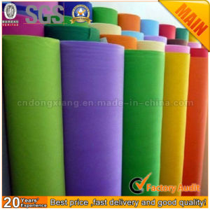 Eco Friedly PP Spunbond Nonwoven Textile Fabric pictures & photos