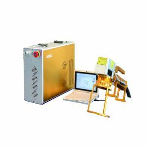 Handheld Fiber Laser Marking Machine for Big Size Marking pictures & photos