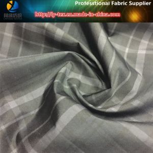 Polyester Yarn Dyed of Dark Series Plaid for Men Jacket (YD1178) pictures & photos