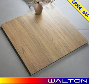 Building Material 600X600 Wooden Tile Porcelain Floor Tile (WT-6604) pictures & photos