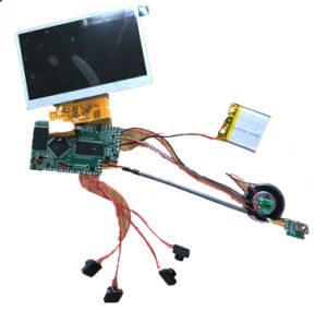 LCD Screen Video Brochure Components pictures & photos