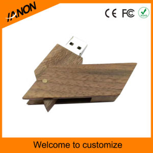 Wholesale USB Flash Drive Wooden USB Stick with Your Logo pictures & photos
