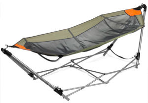 Portable Metal Frame Folding Hammock pictures & photos