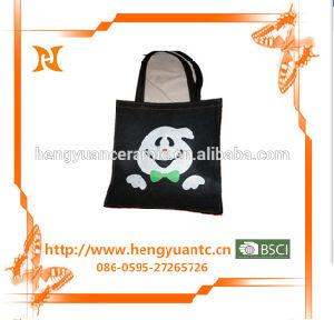 Custom Printed Logo Gift Non Woven Bag pictures & photos