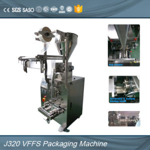 Vertical Jam Paste Packaging Machine Factory with SGS Ce Certification pictures & photos