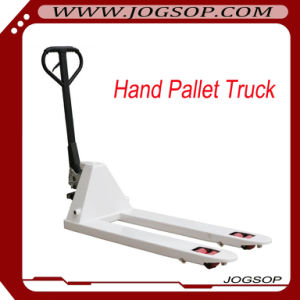 2/2.5/3/3.5/5ton New Reel Carrier Truck/Hand Pallet Truck pictures & photos