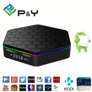 Pendoo T95z Plus S912 Android 6.0 TV Box in Stock pictures & photos