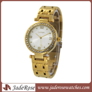 Fashion Smart Colourful High Quality Alloy Ladies Wrist Watch pictures & photos
