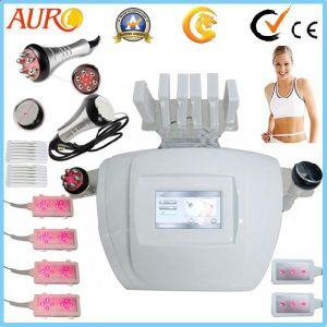 Laser Liposuction Cavitation RF Fat Losing Beauty Equipment pictures & photos