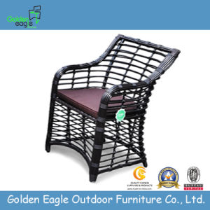 Poly Rattan Cube Furniture Relax Chair