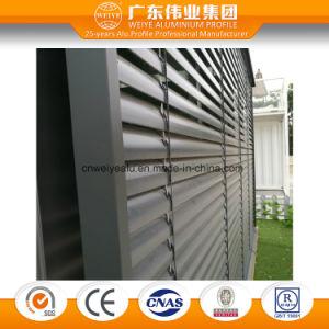 Powder Coating Fixed Ventilation Shutter Aluminium Window pictures & photos