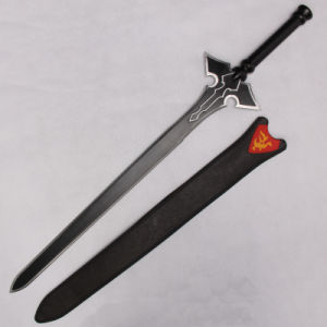 Replica of Kiritos Sword From Anime Sword Art Online for Cosplay pictures & photos