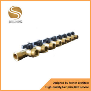 High Performance Brass Manifold pictures & photos